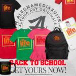 BACK TO SCHOOL : MY LIFE MATTERS COLLECTION