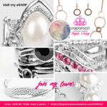 Shop! Find affordable jewelry for you and your friends and family. Work from home! Join my dream team and be the bling connection in you area. Host a party! Invite all the jewelry lovers over and have fun! https://paparazziaccessories.com/105513/