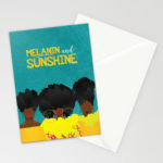 MELANIN SKIN AND THE COLOR YELLOW…