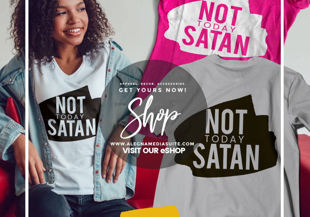 Not today satan archives alegna media design eshop for Redbubble t shirts review